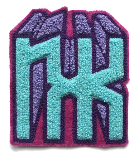 NXK CHENILLE PATCH