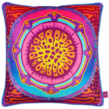 Load image into Gallery viewer, AUGMENTED REALITY CUSHION COVER - PORTAL VORTEX