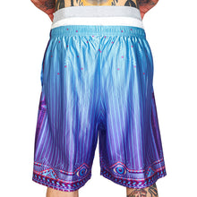 Load image into Gallery viewer, LOGIC LATTICE UNISEX B-BALL SHORTS