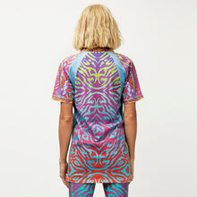 Load image into Gallery viewer, CRYPTIC FREQUENCY 100% COTTON TALL TEE