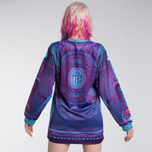 Load image into Gallery viewer, DIGITAL DRIFT LONGSLEEVE / DRESS