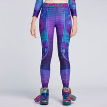 Load image into Gallery viewer, DIGITAL DRIFT UNISEX TIGHTS