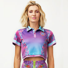 Load image into Gallery viewer, CRYPTIC FREQUENCY POLO SHIRT