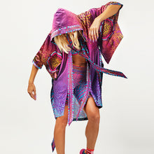 Load image into Gallery viewer, CRYPTIC FREQUENCY RAVE ROBE