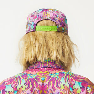 CRYPTIC FREQUENCY SNAPBACK CAP