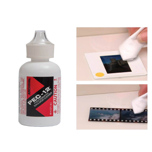 Photographic Emulsion Cleaner - PEC 12 + PADs - expmshop
