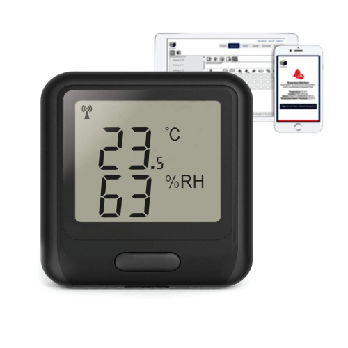 WiFi RH/Temp Data Logger -20 to +60C - expmshop