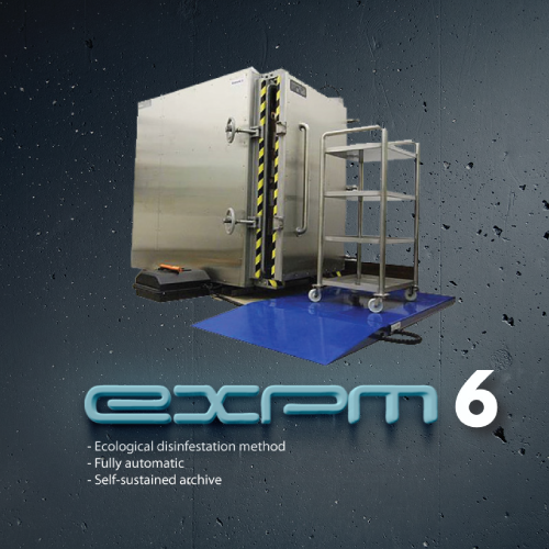 EXPM 6 Anoxia Disinfestation Chamber - expmshop