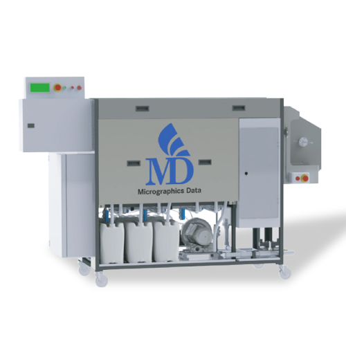 MD PRO 3 Microfilm Processor - expmshop