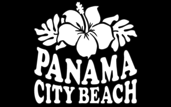 "107 Panama City Beach  5"" x 5"""