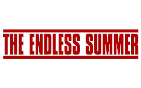 "600 Endless Summer Sticker  12"" x 4"""