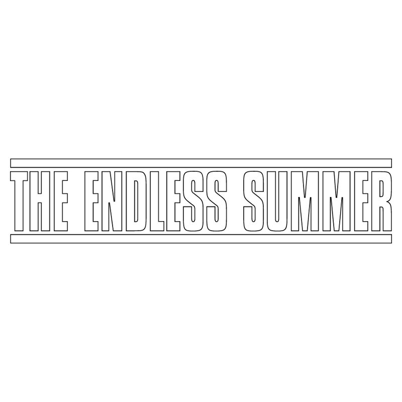 Inbloom Stickers Endless Summer Sticker Car Sticker