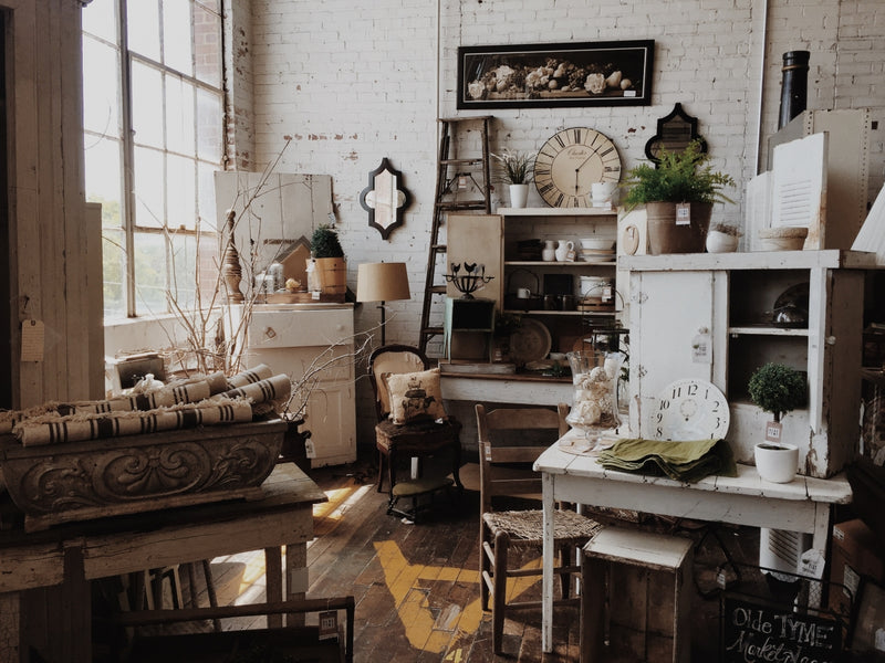How To Create The Shabby Chic Look In Your Home