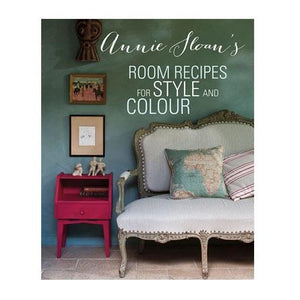 Annie Sloan's Room Recipes Book
