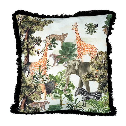 Zoo Cushion