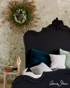 Athenian Black, Chalk Paint™ by Annie Sloan bedroom