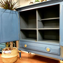 Load image into Gallery viewer, Vintage French Style Cabinet