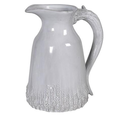 Grey Antler Pitcher