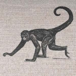 Monkey Around Cushion
