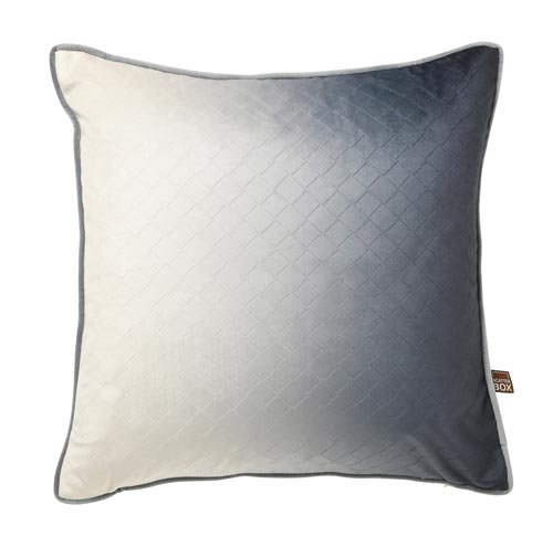 Ombre Navy Cushion