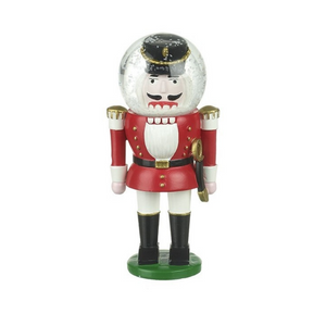 Red Resin Nutcracker Solider