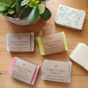 Basil & Lime Soap