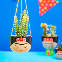 Load image into Gallery viewer, Frida Hanging Planter