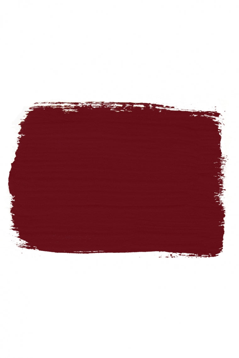 Annie Sloan Chalk Paint™ Burgundy swatch