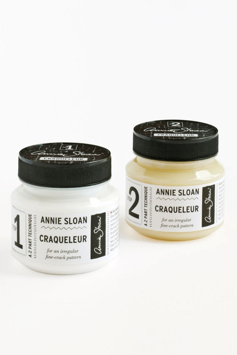 Annie Sloan Chalk Paint™ Craqueleur two part set