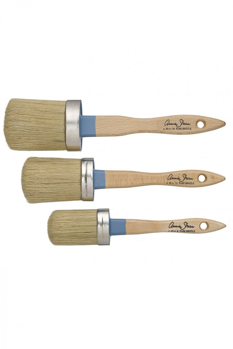 Annie Sloan Chalk Paint™ Pure Bristle Brushes at Love Restored