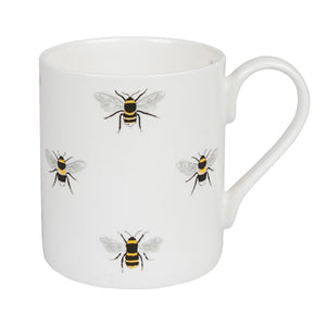 Sophie Allport Love Restored white bee mug