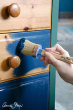 Load image into Gallery viewer, Annie Sloan Chalk Paint™ Pure Bristle Brushes at Love Restored painting