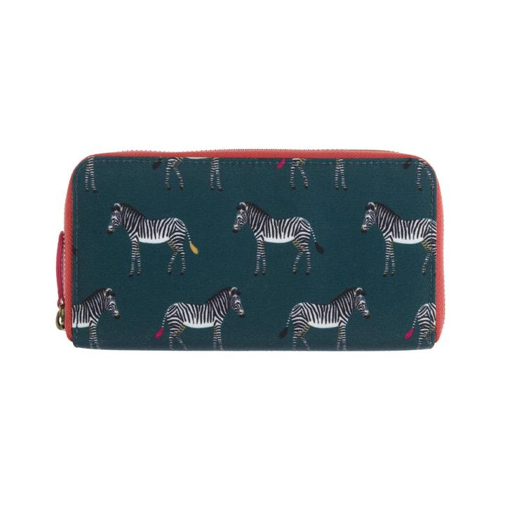Zebra Wallet Purse