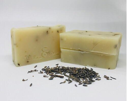 Willow and Plum relaxing Lavender soap