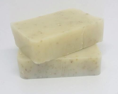 Willow and Plum Soothing Oatmeal soap