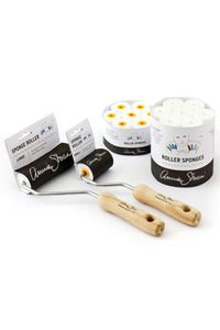 Annie Sloan Chalk Paint™ Sponge Roller Refill Pack at Love Restored full product