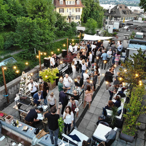 Firmenevent Grillparty - azado Ag