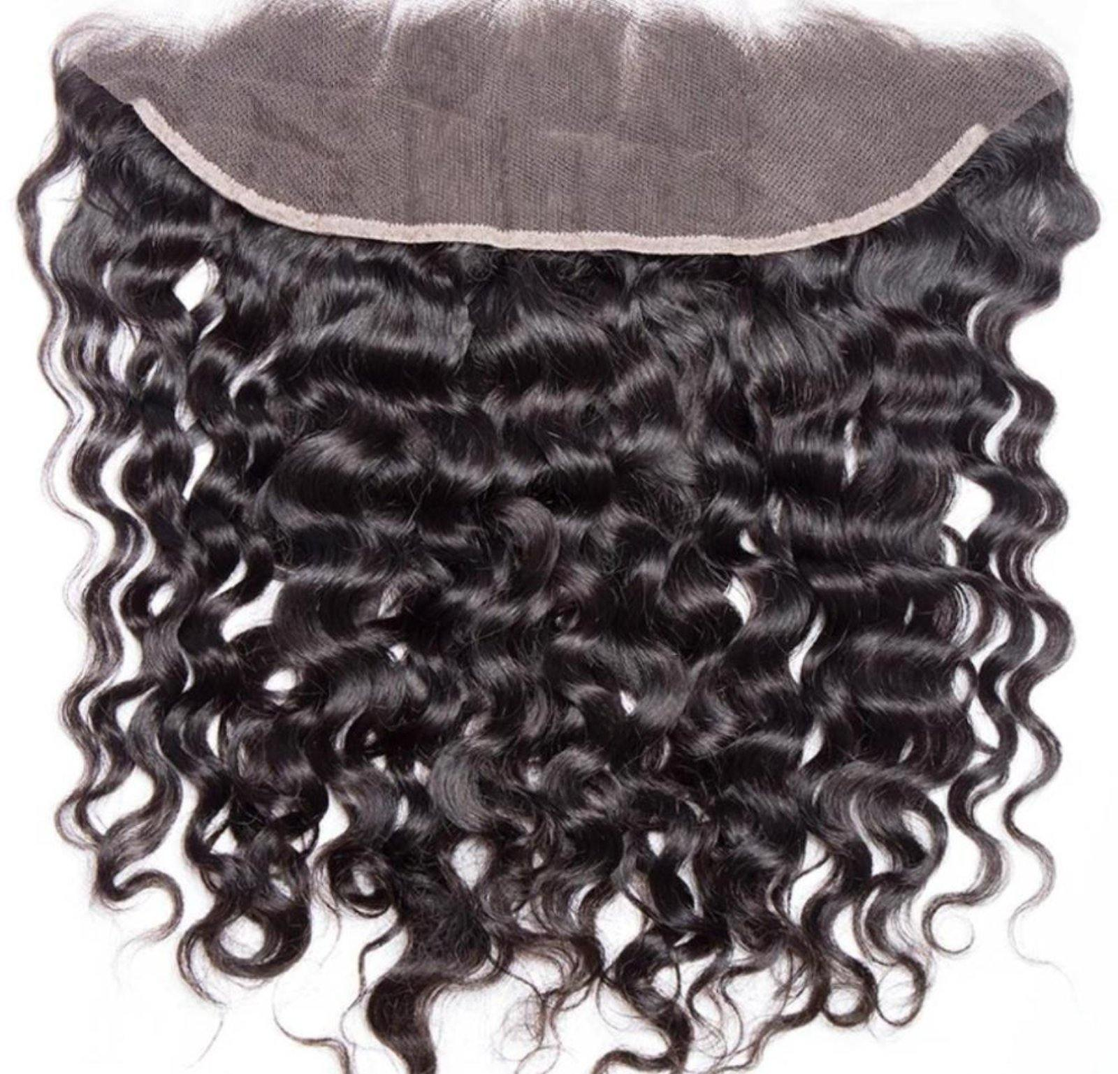 Closures / Frontals - Cheveux Vierges