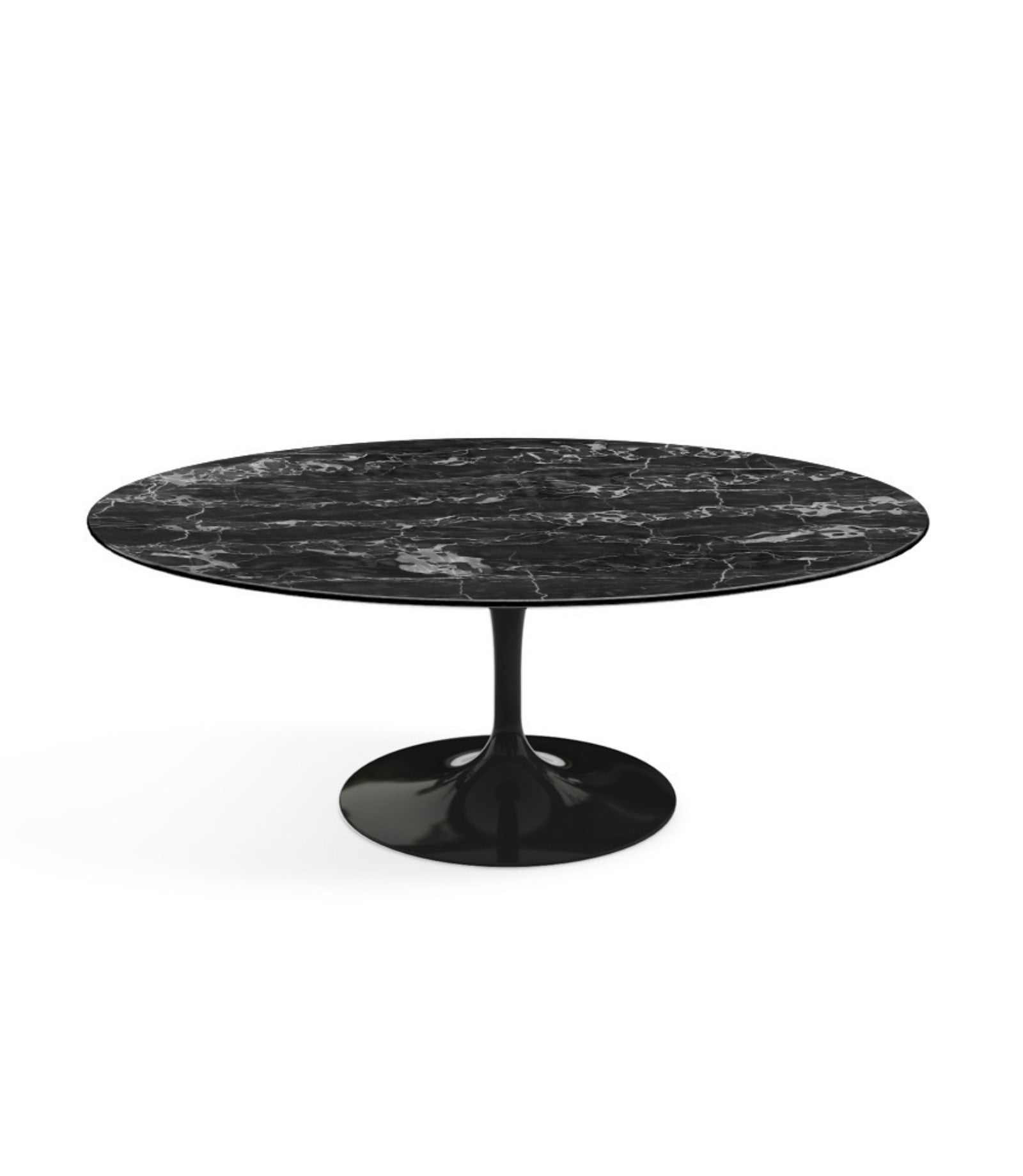 Saarinen Tulip Low Tables Oval