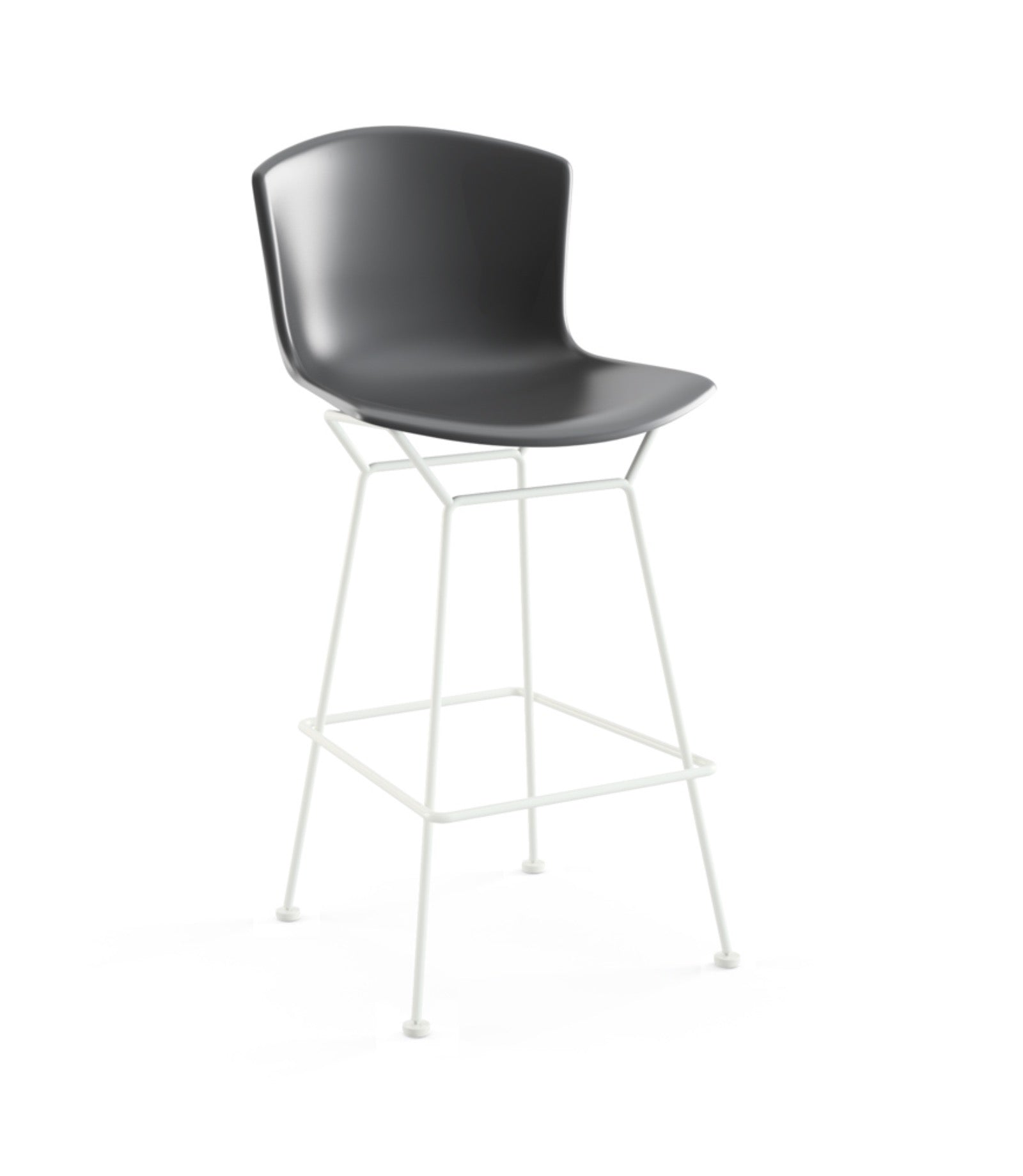 Bertoia Plastic Bar Stool