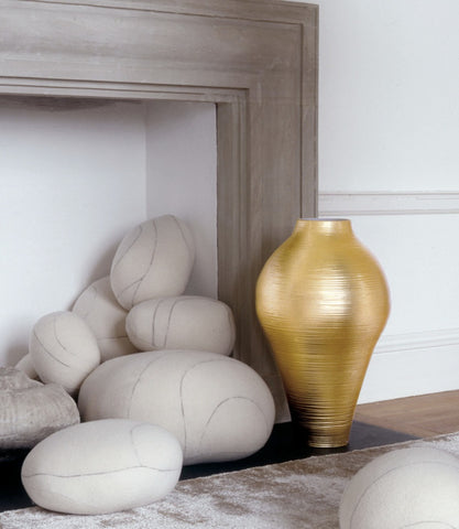 Gold Collection Vase
