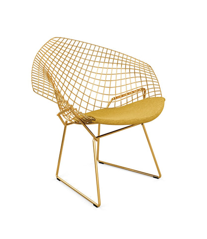 Bertoia Diamond Armchair