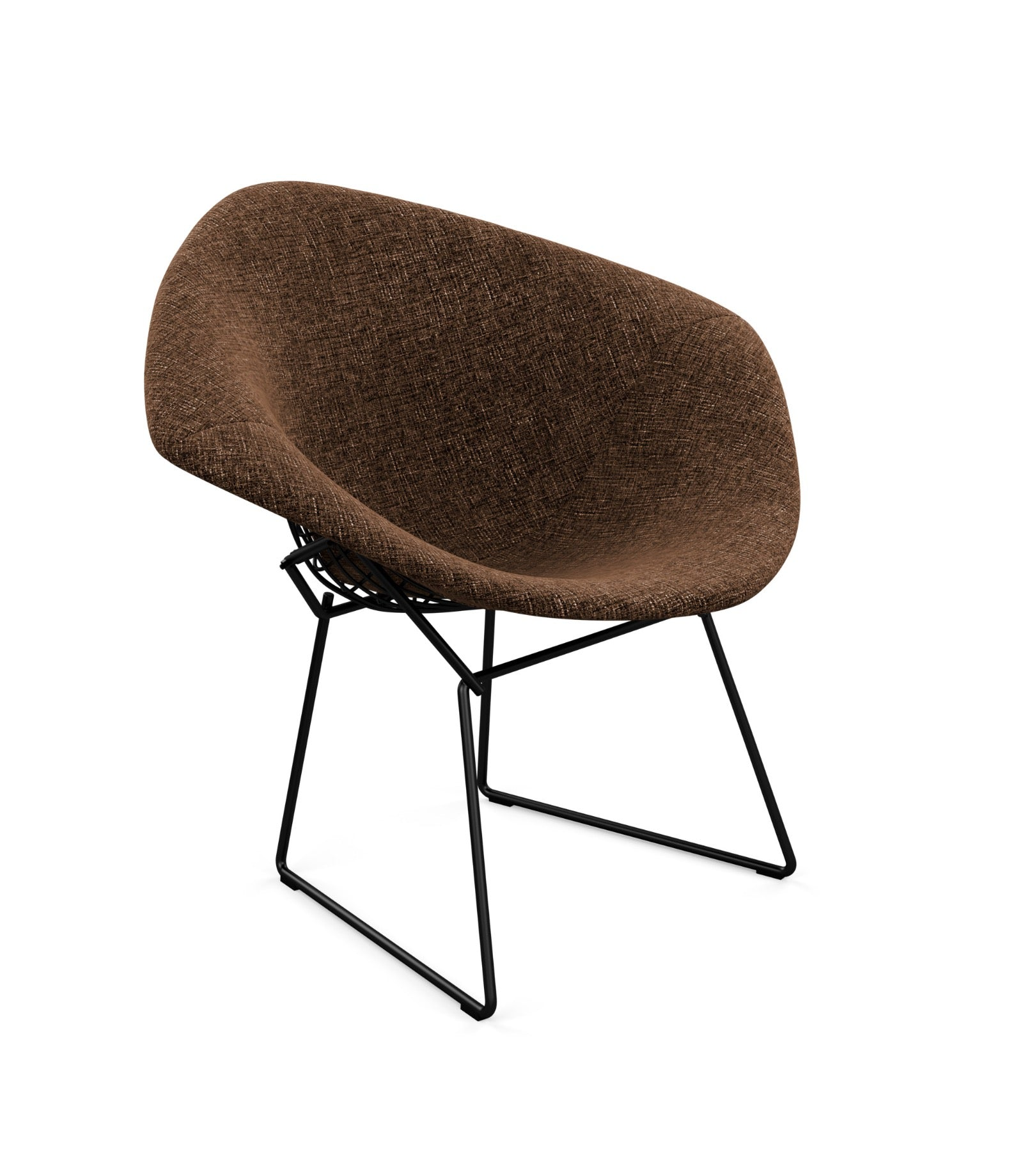 Bertoia Diamond Armchair Fully Upholstered