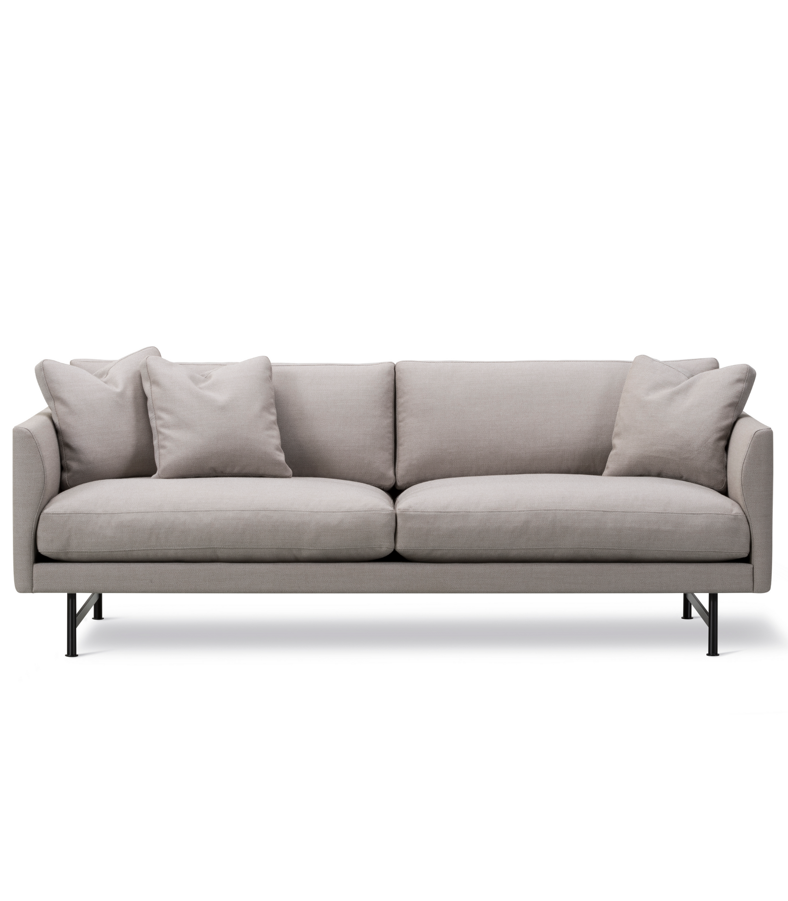 "Fredericia Furniture ""Calmo"" 3. pers. sofa"