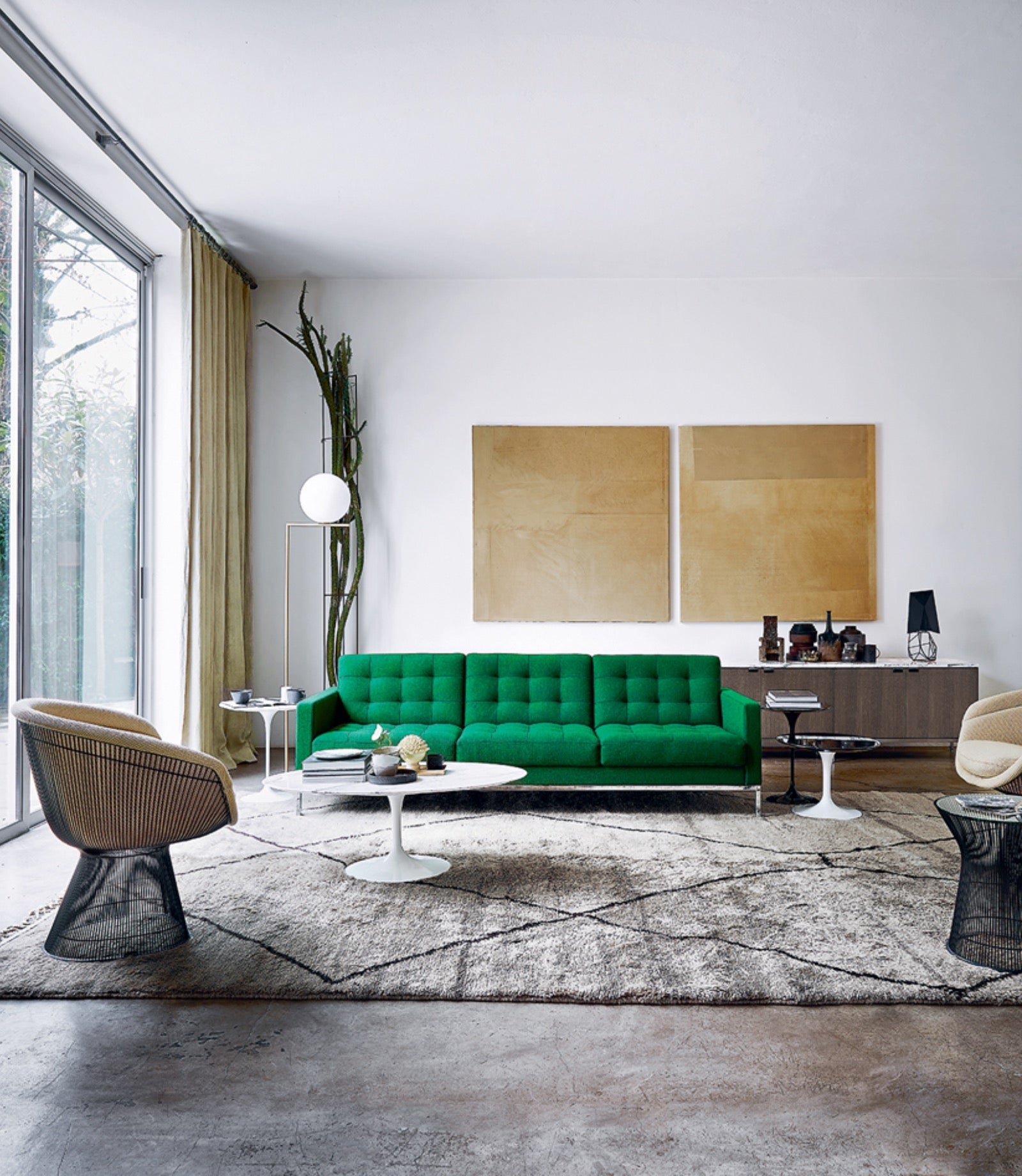 Florence Knoll™ Sofa Relax