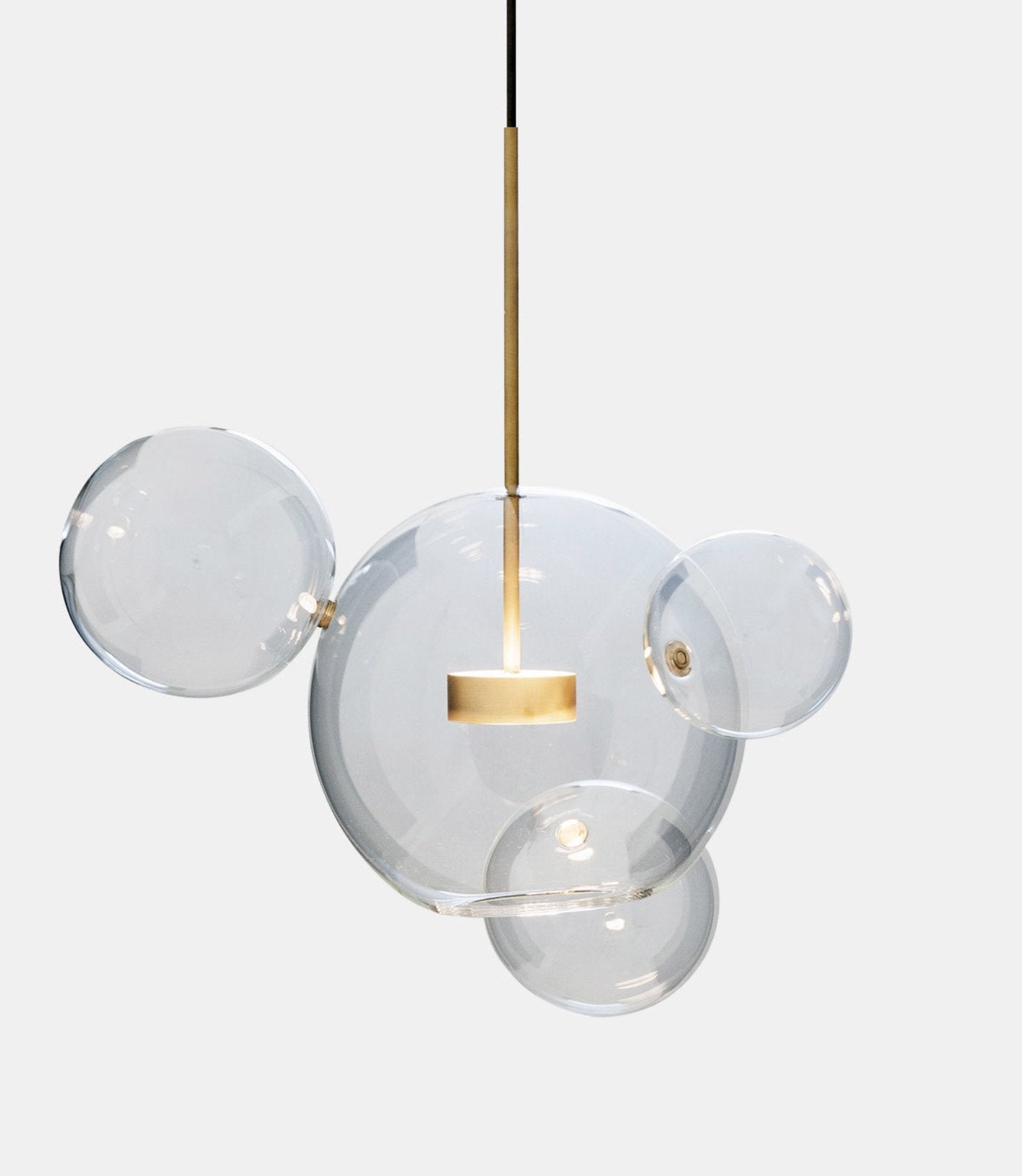 Bolle Pendant Small 04 Bubbles