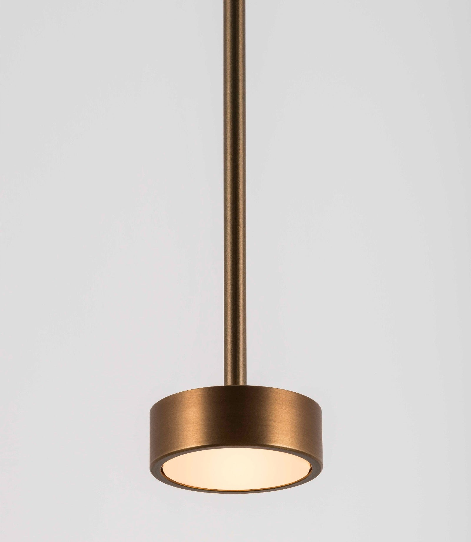 Softspot Pendant Brushed Bronze