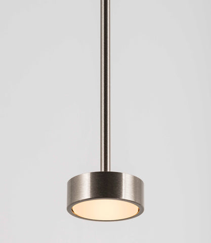 Softspot Pendant Brushed Nickel