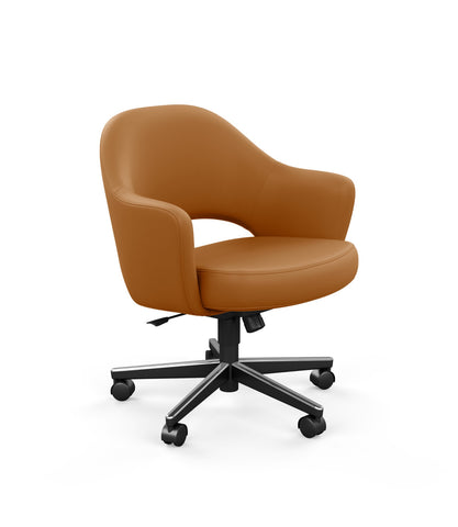 Saarinen Executive Armchair with Swivel Base