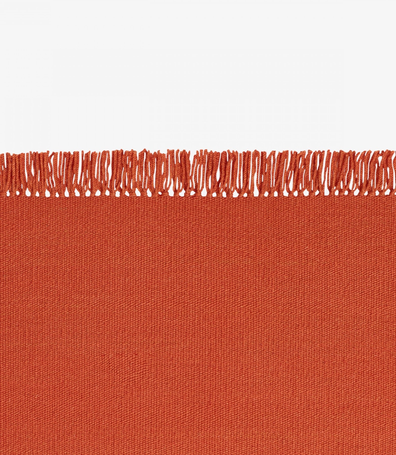 Kelim Coloured Fringes Rug